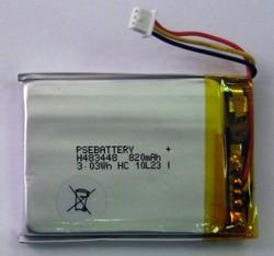 Аккумулятор для GPS-трекера GlobalSat TR-600 (PSE H483448 или аналог)